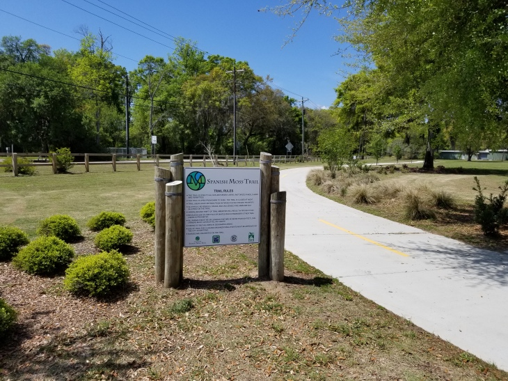 180411 - Spanish Moss Trailhead