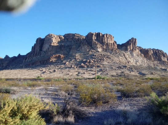 AZ Rock Formation