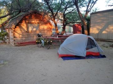 Benson KOA Campsite