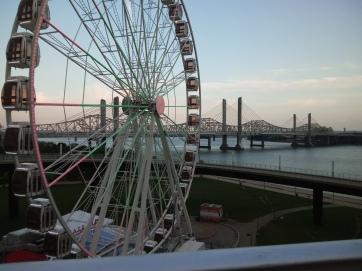 Bike Bridge Louisville