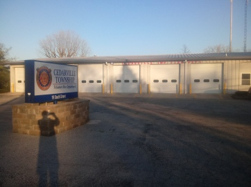 Cedarville Fire Station