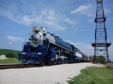 Cool Train Tulsa