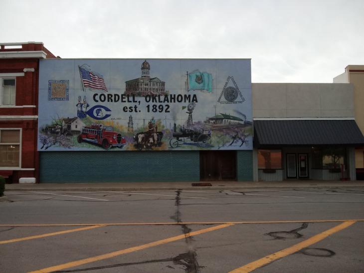 Cordell Mural