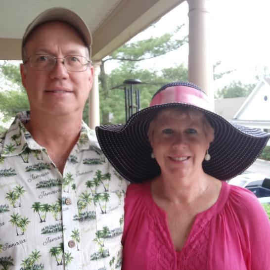 John and Cheryl