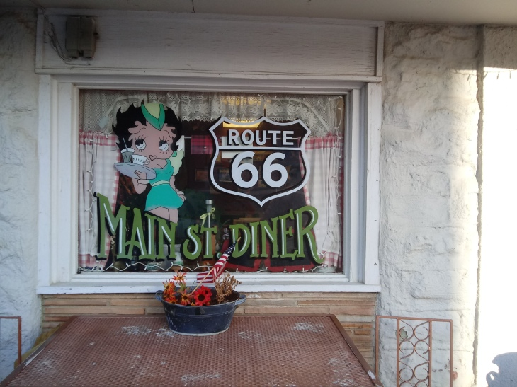 MainStreetDinerWindow