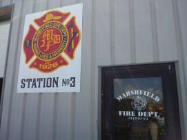 Marshfield Fire Station