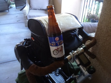 MG and Fat Tire Beer
