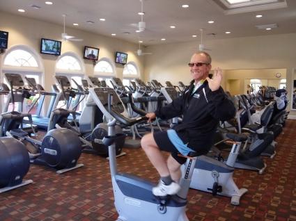 NB Bike Gym