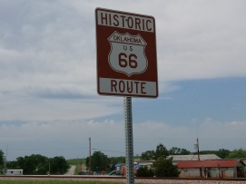 Oklahome Rt 66