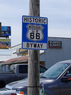 RT66 sign