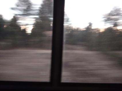 Amtrak faster than a bike