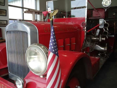 Central City Fire Truck #1