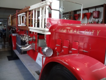 Central City Fire Truck #2