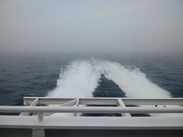 Fast Ferry Wake