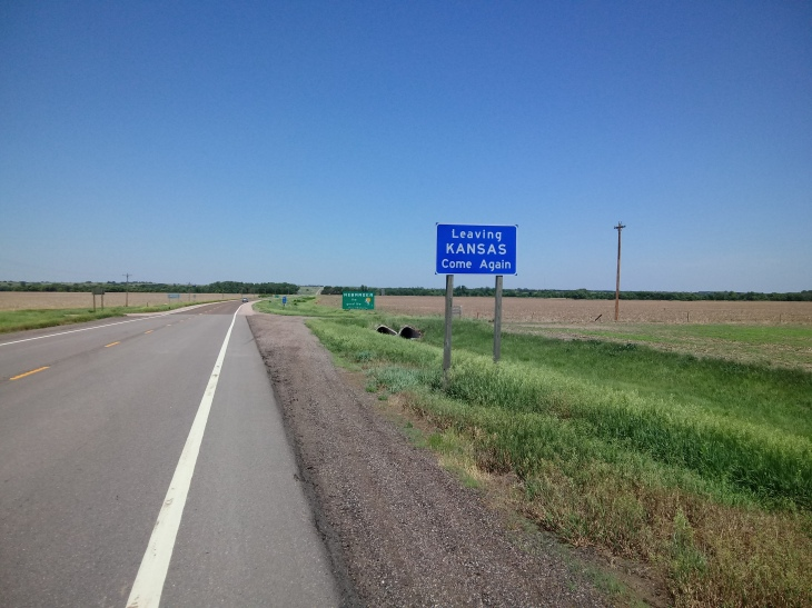 Into Nebraska
