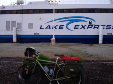 MG and Lake Express