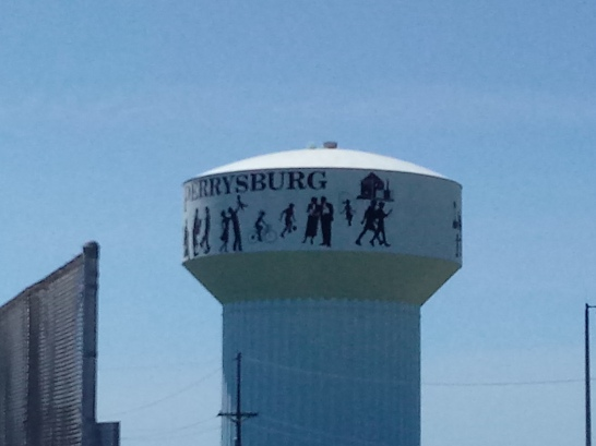 Perrysburg Water Tower