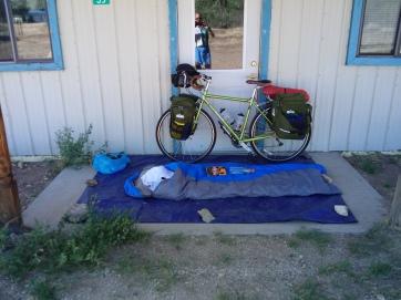 Sleeping in Costilla, NNM