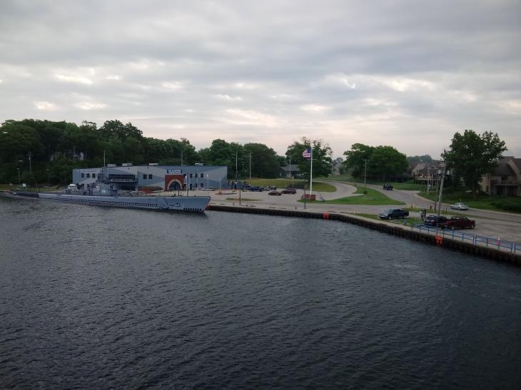 USS Sliversides Museum